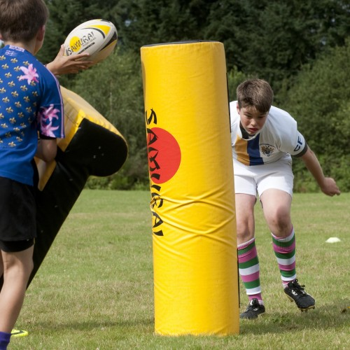 Rugby Camp Tackling France Youth