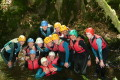 Gorge Walking Stream Scramble Dordogne France