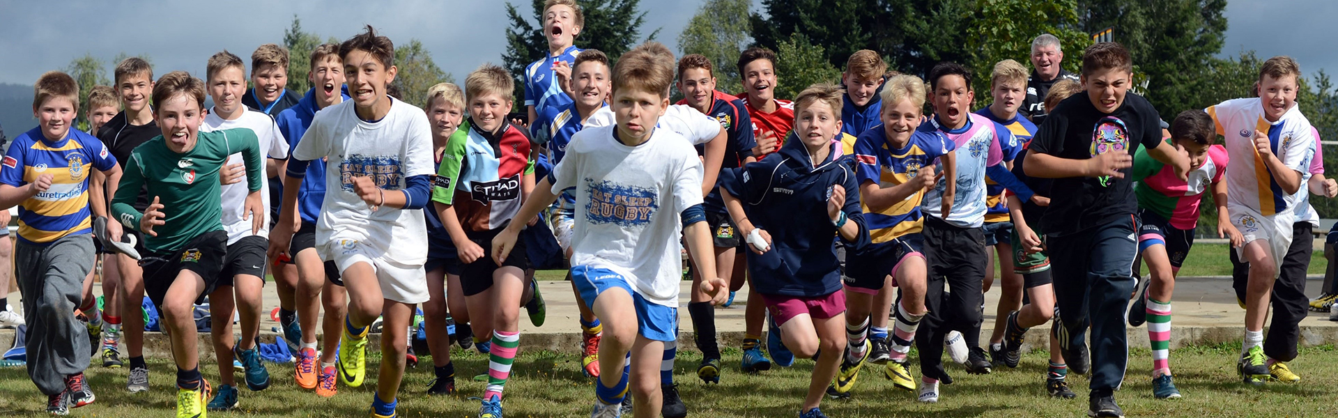 rugby boys rugby camp
