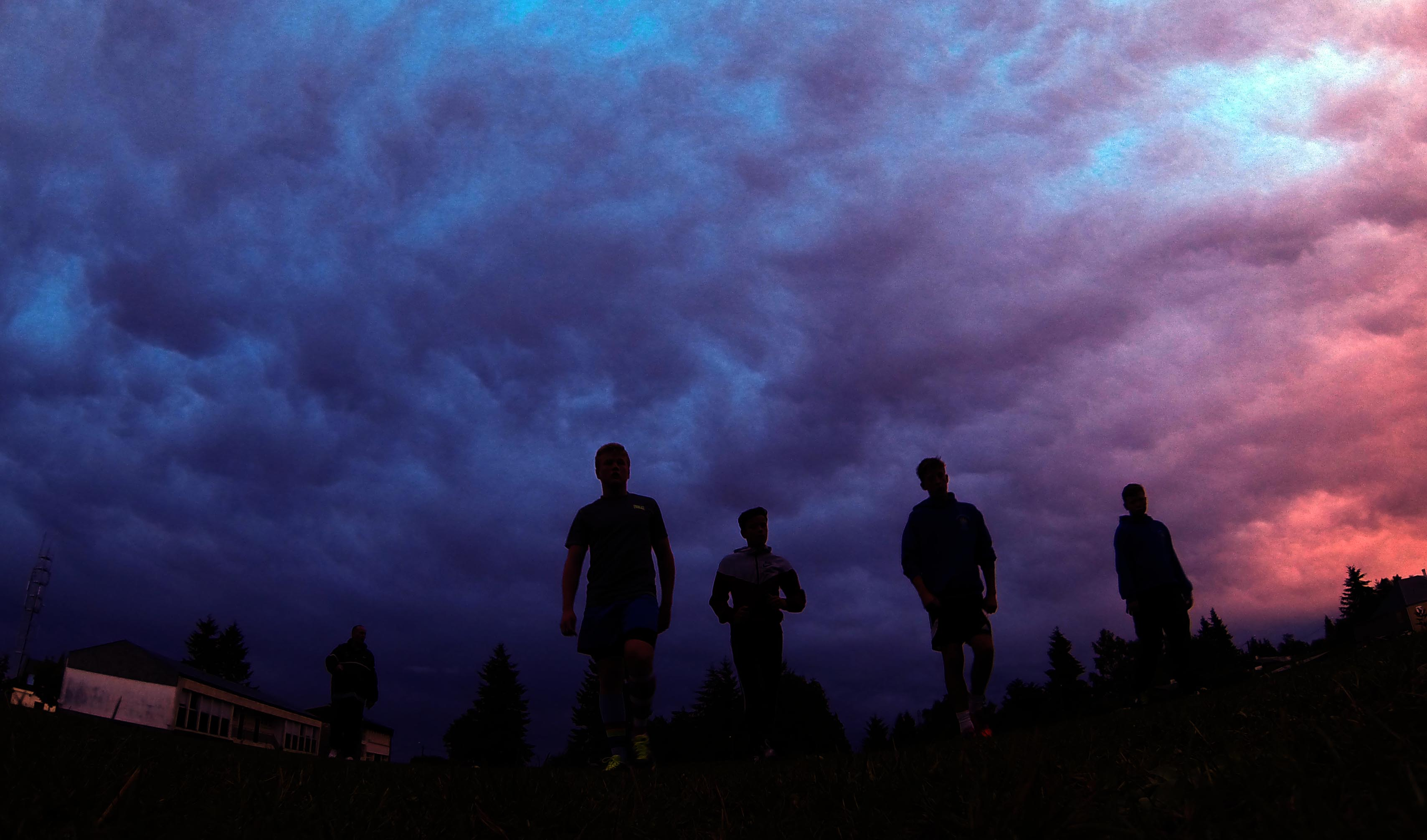 Sunset Rugby Boys France