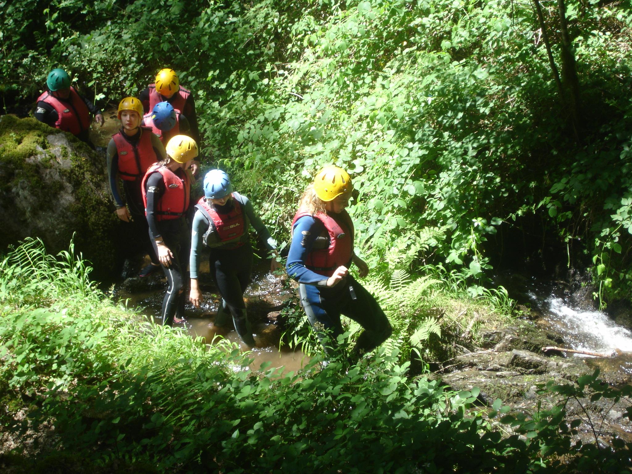 Stream Scramble Dordogne Valley France