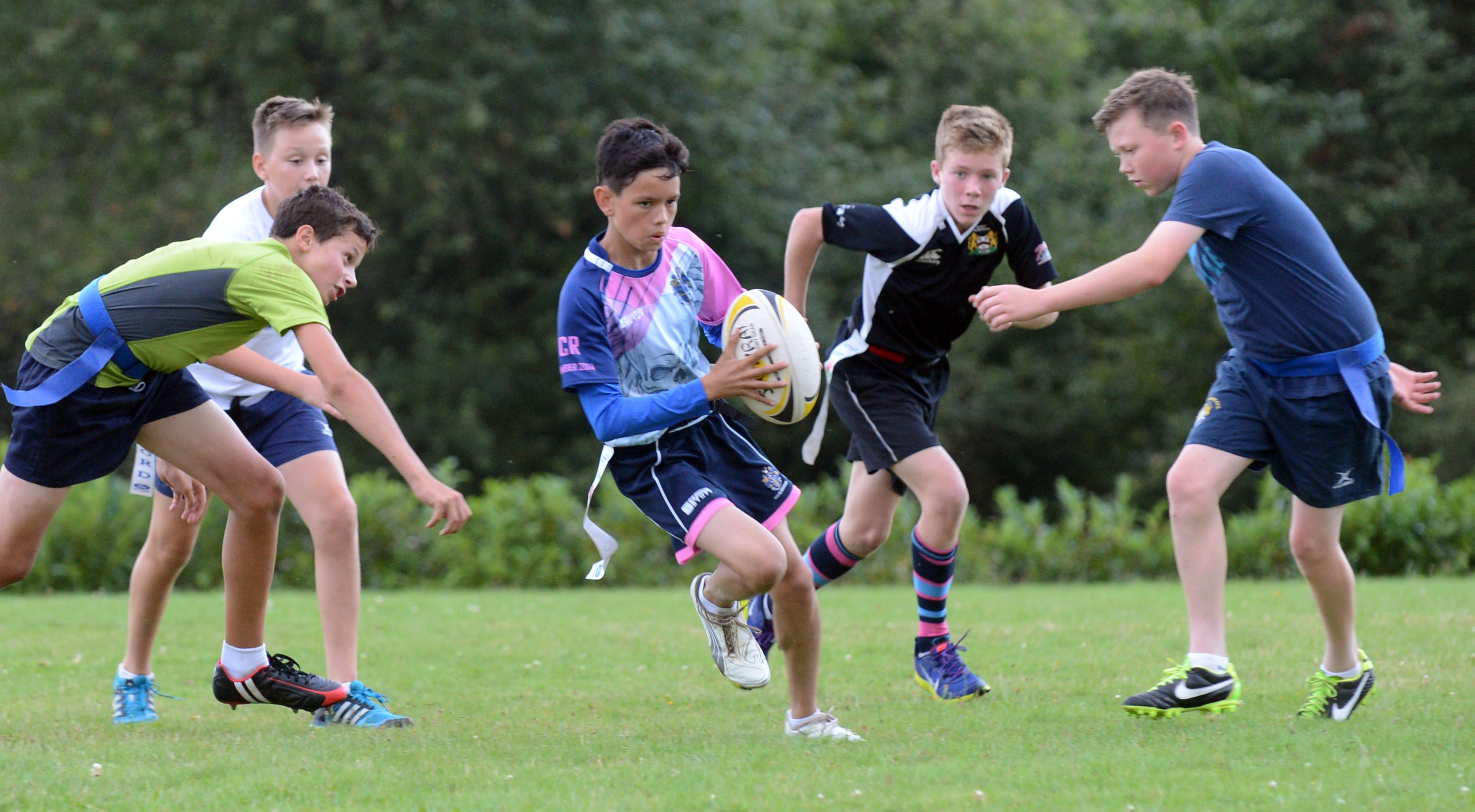Rugby Camp Coaching Youth