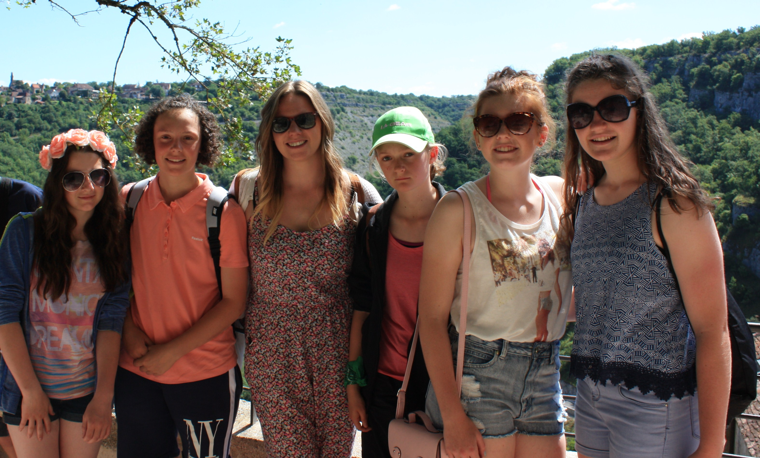 Excursion French Speaking Rocamadour