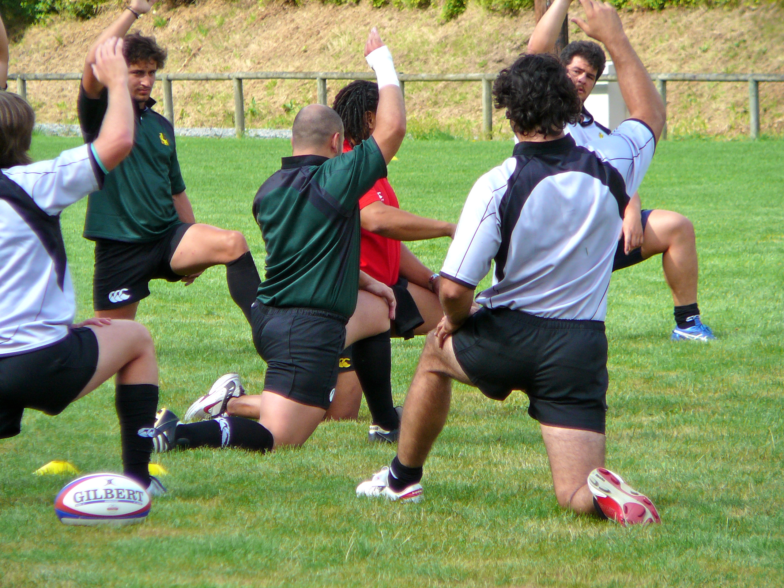 Adults Rugby Club Training Camp