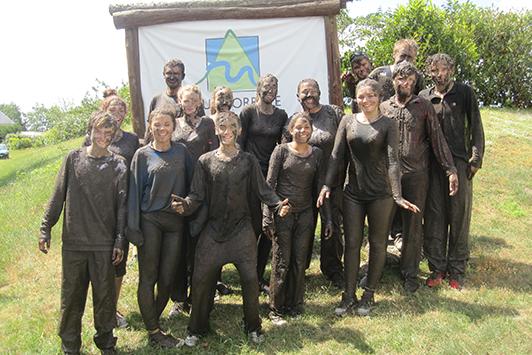 Landsports Rambo Ramble muddy